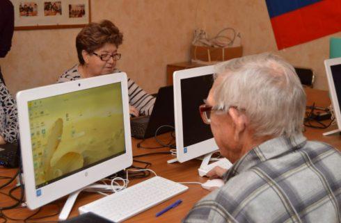 В Тольятти стартовало обучение компьютерной грамотности пожилых людей