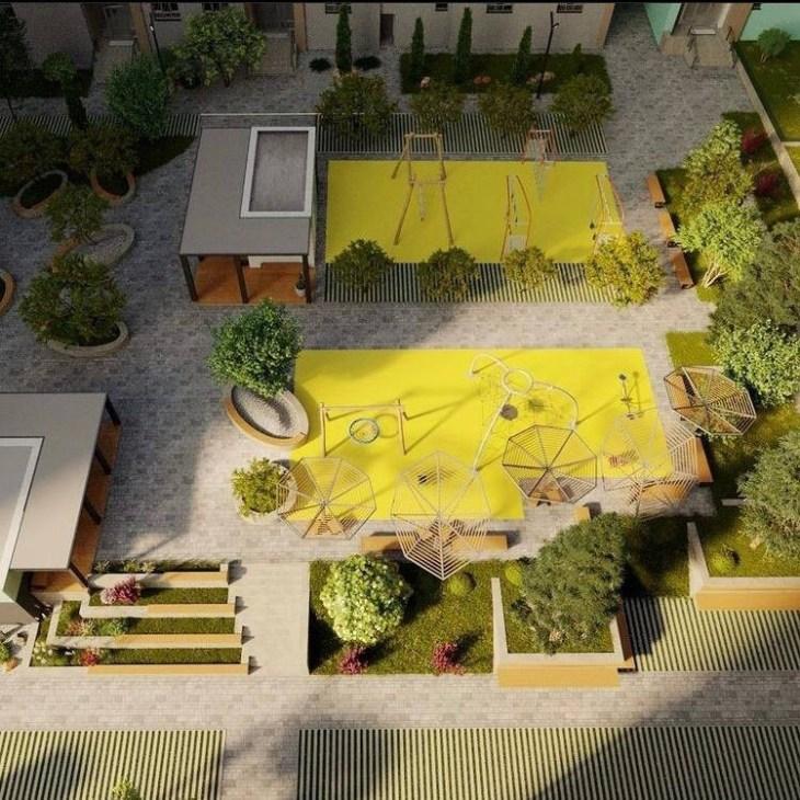 В сети опубликованы новые визуализации самарского «Панова Парк»