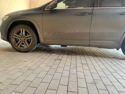 Полиция изъяла муляж взрывного устройства под машиной самарского блогера Ольги Пауловой