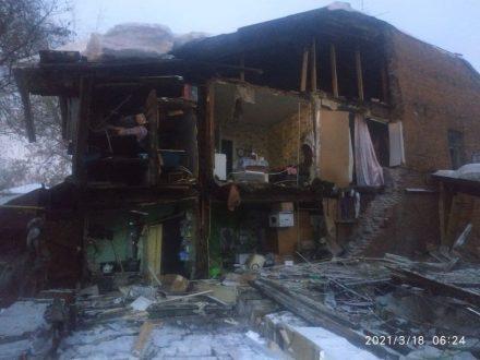 В Самаре решается вопрос о переселении жильцов из дома, где обрушилась стена