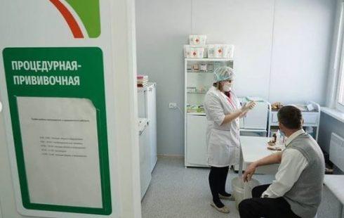 В Самарской области осуществляется вакцинация от COVID-19 в отдаленных муниципалитетах