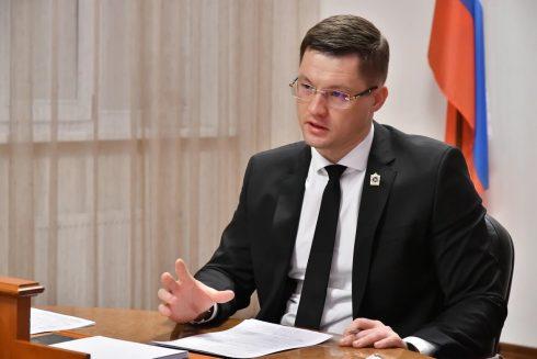 Евгений Чудаев прокомментировал свою отставку с поста министра строительства