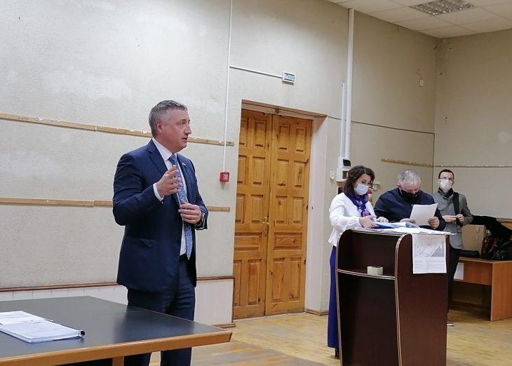 В Тольятти жители 14А квартала выступили против точечной застройки