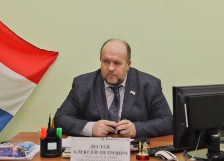Председатель самарской Думы провел личный прием граждан