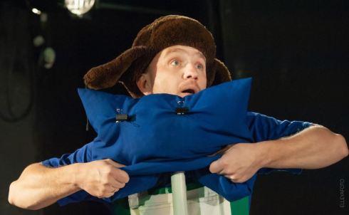 Спектакль тольяттинского театра «Колесо» стал лучшим на областном фестивале