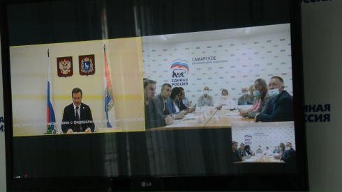 Дмитрий Азаров: ни одна другая партия не формирует списки своих кандидатов вместе с жителями