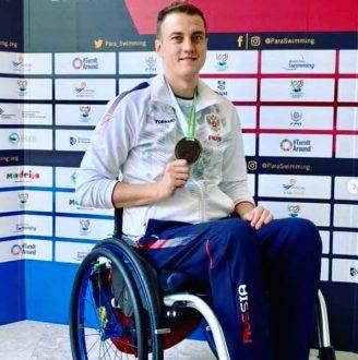 Самарские спортсмены стали призерами на чемпионате Европы по паралимпийскому плаванию