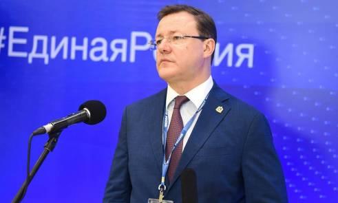 Дмитрий Азаров: президент расставил приоритеты в работе «Единой России» на ближайшие годы