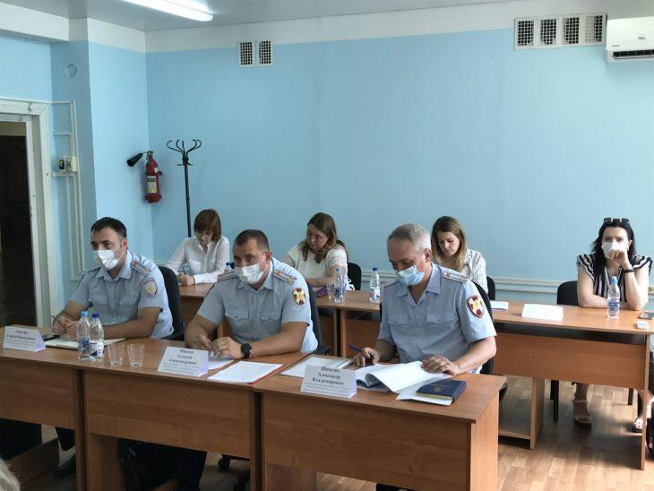 В Самарской области предложили разработать региональную программу безопасности в образовательных учреждениях