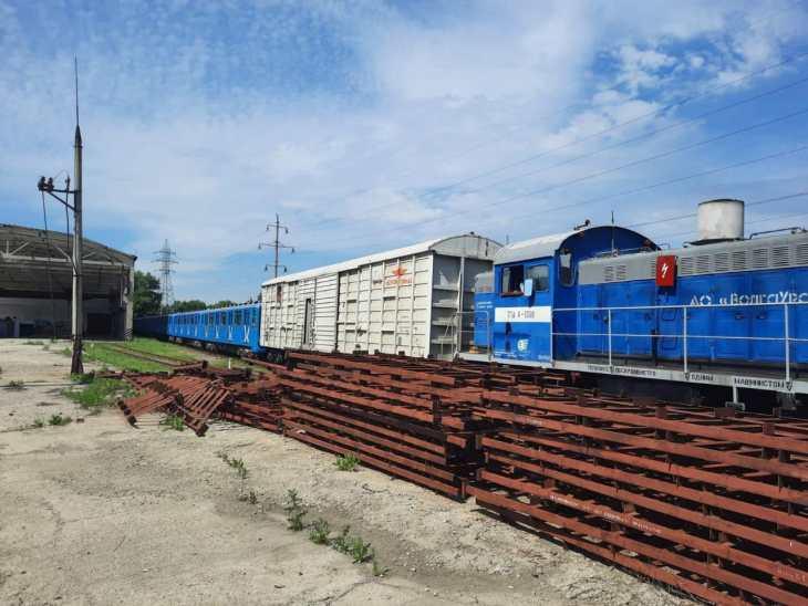 В Самаре отремонтируют ещё шесть вагонов метрополитена