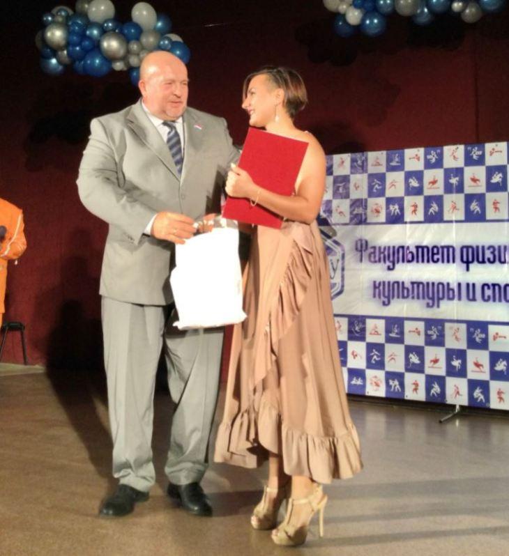 В Самаре поздравили выпускников социально-педагогического вуза