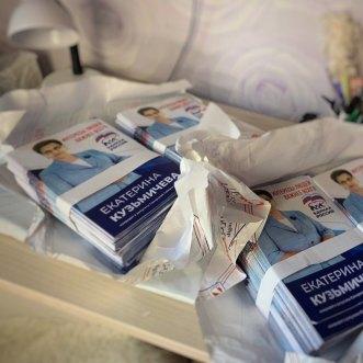 В Тольятти накануне выборов против кандидата от Единой России организовали провокацию