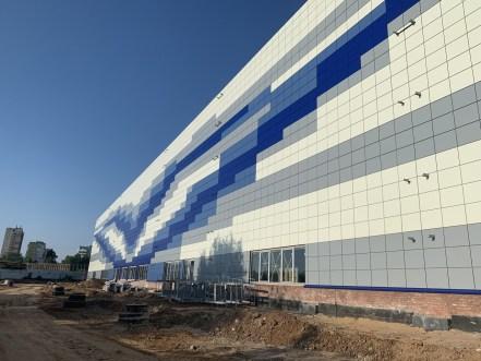 На достройку легкоатлетического манежа в Тольятти понадобилось еще 76 миллионов рублей