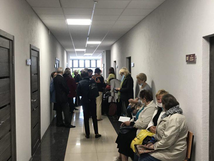 В Тольятти собственники жилья на Свердлова, 9И выступили против снятия ареста с квартир