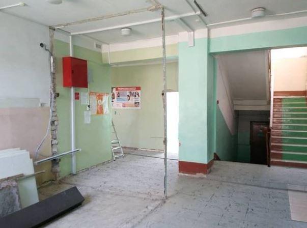 В селе Васильевка приведут в порядок здание врачебной амбулатории