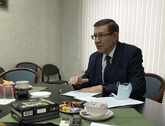 Председатель Думы Тольятти гарантирует сохранять леса от застройки