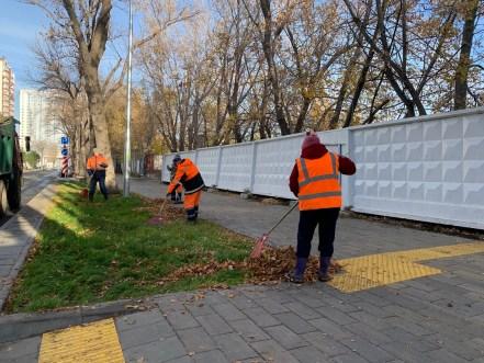 В Самаре комплексно обновили улицу Луначарского