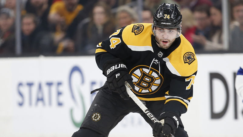Bruins Injuries: Here's Latest On Torey Krug, Jake DeBrusk, Patrice Bergeron