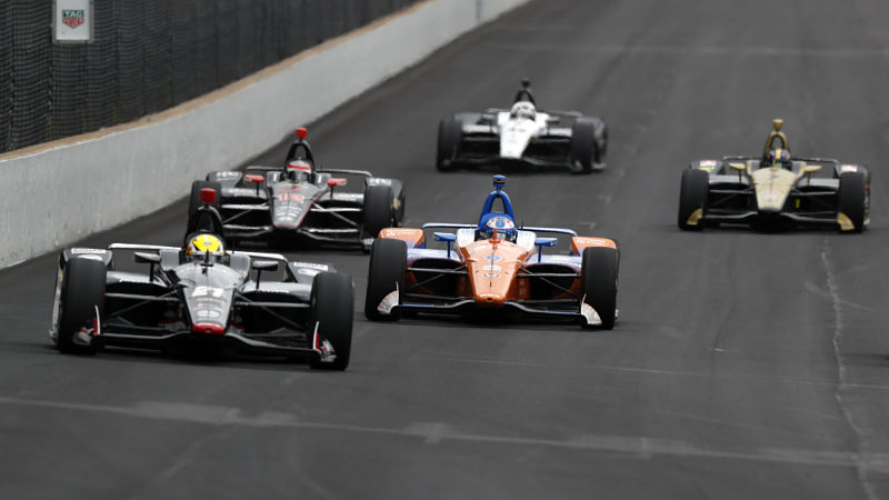 Genesys 300 Live Stream: Watch Texas IndyCar Race On TV And Online