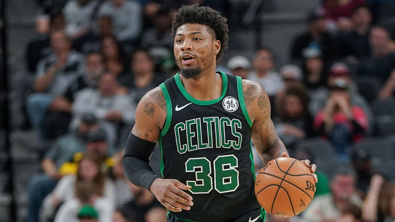 Marcus Smart Knows His Defensive Potential With Celtics Has No Ceiling
