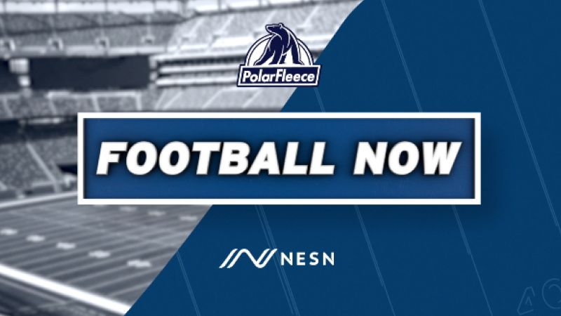 NESN Football Now: Patriots Prepare For Super Bowl Rematch Against Eagles