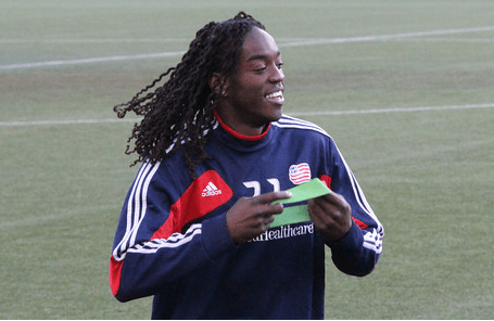 Longtime captain Shalrie Joseph was traded to Chivas USA on Wednesday for Blair Gavin, a 2013 second round pick and allocation money. (Photo: Kari Heistad/CapturedImages.biz)