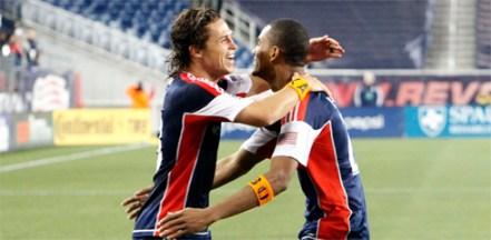 Ryan Guy e Jerry Bengtson. (Photo: Chris Aduama/aduama.com)