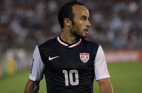 Landon Donovan was the primary attacking catalyst for the U.S. in Saturday's 1-0 Gold Cup Championship win over Panama on Sunday. (Photo: Kari Heistad/capturedimages.biz)