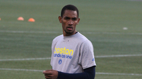 Will Jerry Bengtson return to action after not playing in two straight games? (Photo: Kari Heistad/capturedimages.biz)