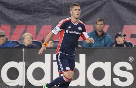 Chris Tierney is the Revolution's MLSPU Player Representative. (Photo: Kari Heistad/capturedimages.biz)