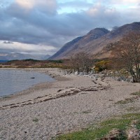Glen Kinglass and Loch Etive Round