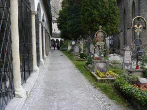 Friedhof des Stifts