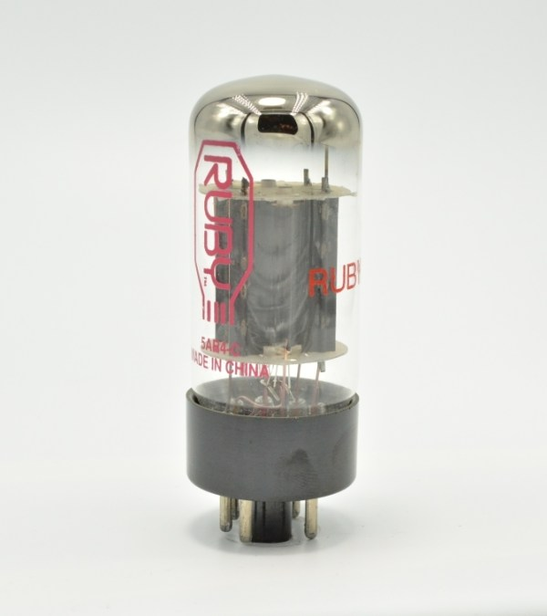 Ruby 5AR4 Rectifier Tube