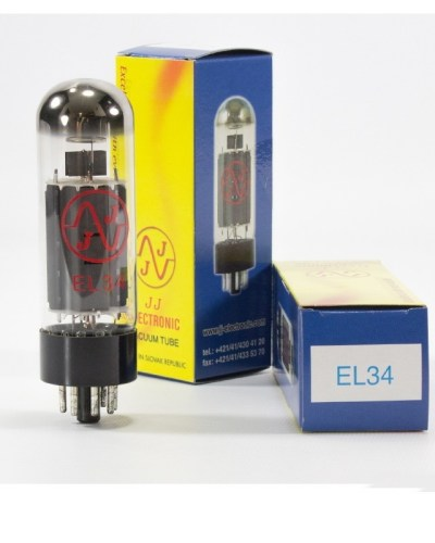 JJ EL34 Power Tubes