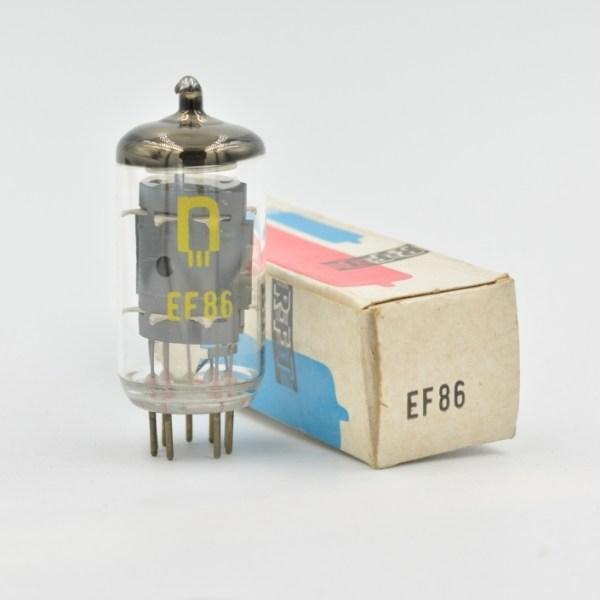 RFT EF86 preamp tube