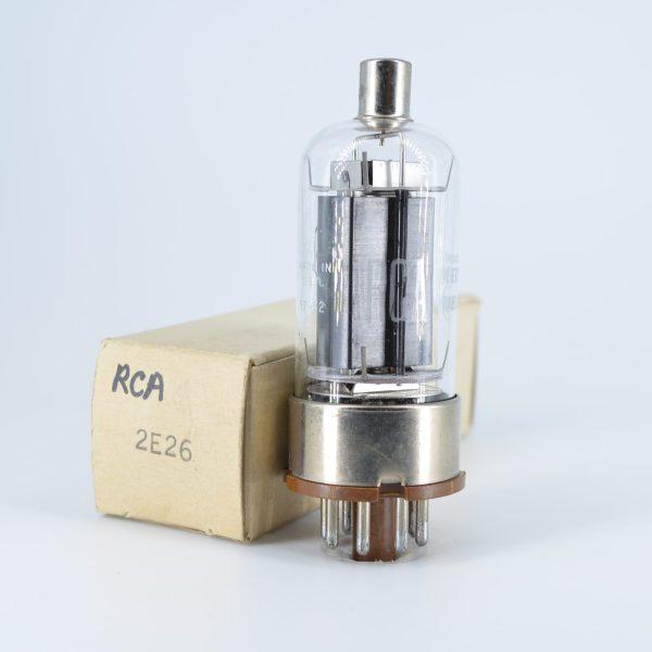 RCA 2E26 Beam Tetrode Power Tube