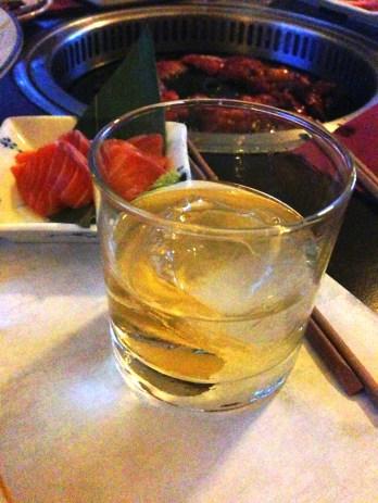 Choya Plum Wine ( Osaka) $10.50 glass