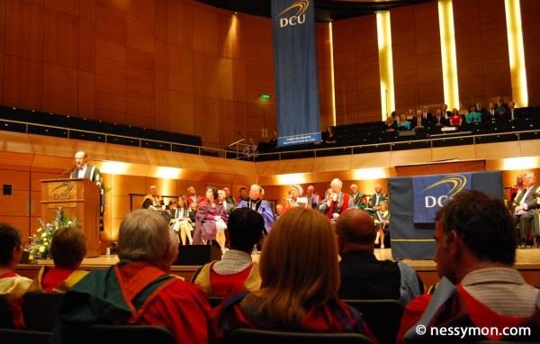 DCU Presidential Inauguration