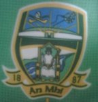 meath jersey crest