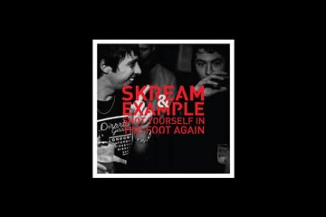Skream and Example cover