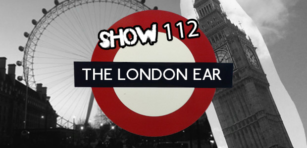 The London Ear on RTE 2XM