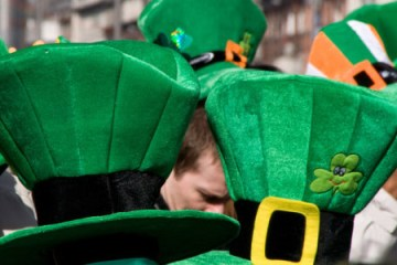 StPatricksDayhats Credit: http://www.staycity.com/blog/category-dublin/5-little-known-st-patricks-day-facts/