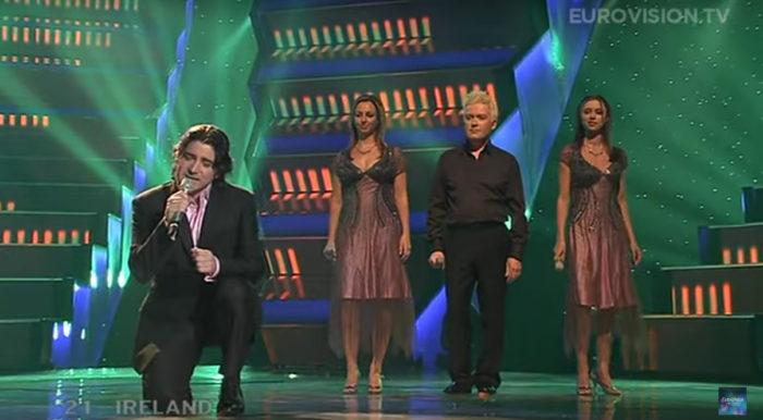 BrianKennedy2006Eurovision