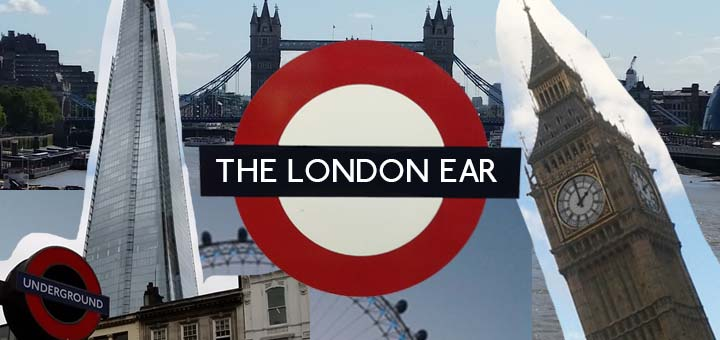 The London Ear on RTÉ 2XM // Show 157