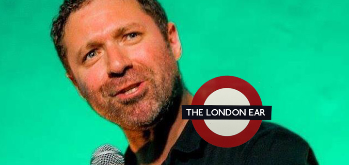 Wes Dalton - Funny feckers comedy - The London Ear - nessymon
