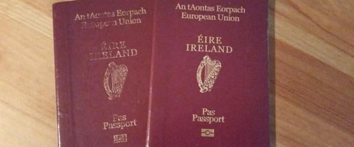 Irish Passport Cover - nessymon