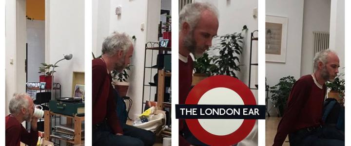 LondonEar 141 with aidan floatinghome blog