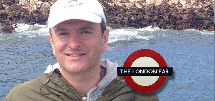 The London Ear - Neil Weatherall (writer/director)