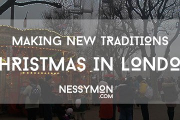 Christmas in London - nessymon
