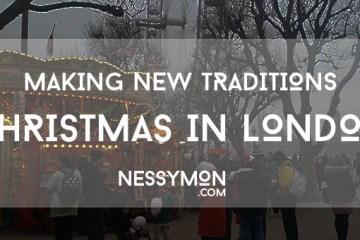 Christmas in London - nessymon